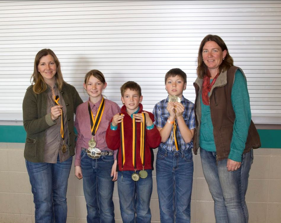 4-H/FFA Horse Judging Competition