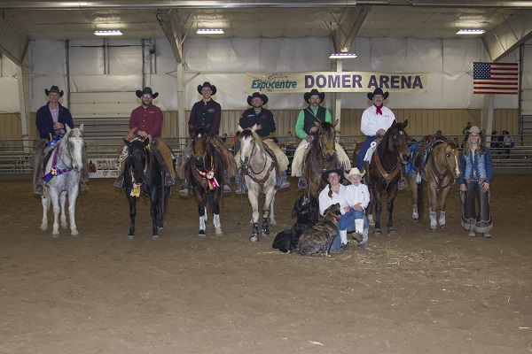 Premier Farm & Home Top Horse Competition