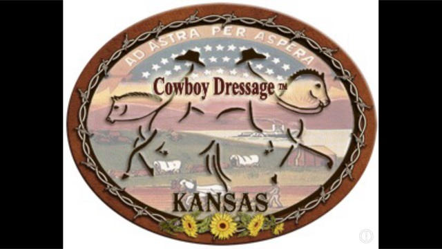 Kansas Cowboy Dressage